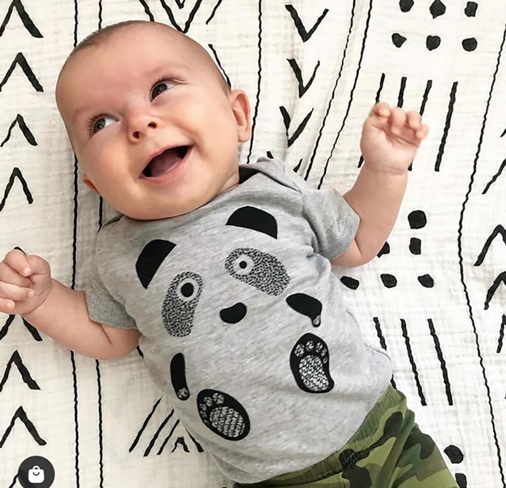 baby tee-shirt