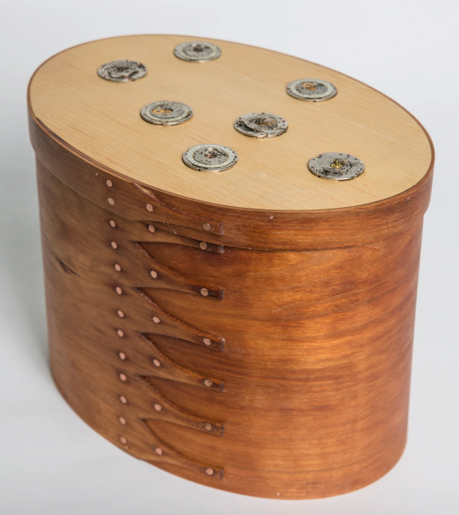 Shaker designed box